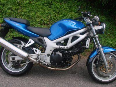 1999 SUZUKI SV650