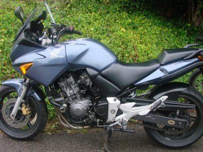 2005 HONDA CBF600 SA-4