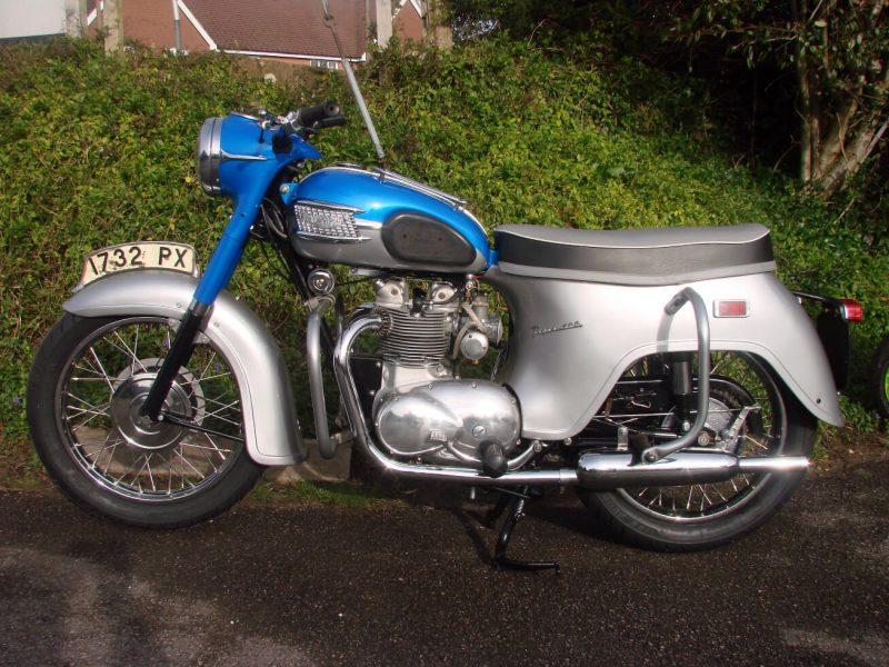 1960 TRIUMPH T100A 500cc