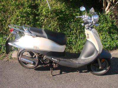 2012 SYM SCOOTER AJO5W ALLO 50cc