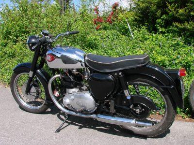 BSA A10 650cc