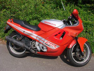 HONDA CBR600F-H