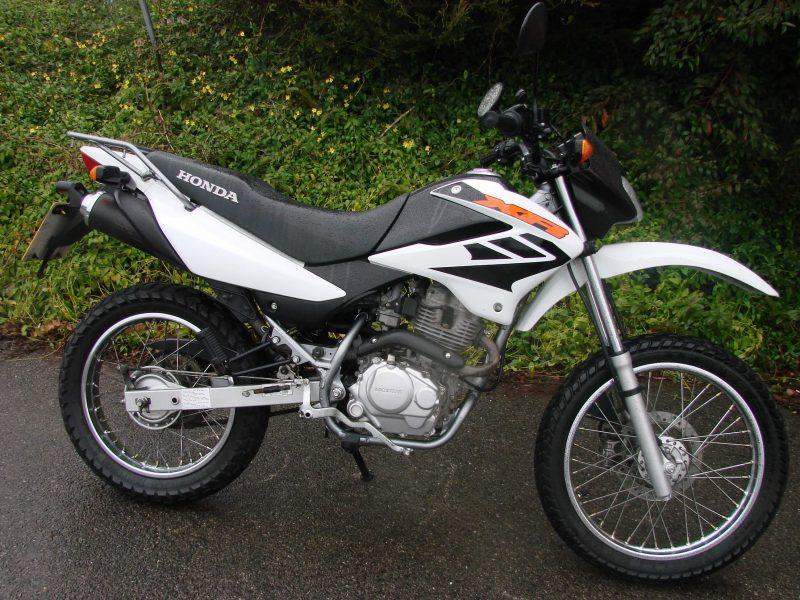 HONDA XR125 L-6