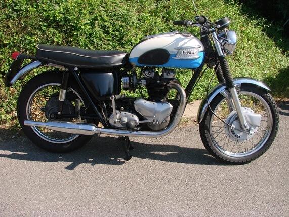 1960 6T THUNDERBIRD 650