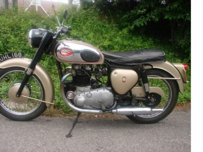1961 BSA A10 GOLD FLASH 650