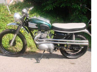 1962 TRIUMPH T100 C 500