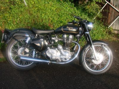 2008 ROYAL ENFIELD 350 BULLET