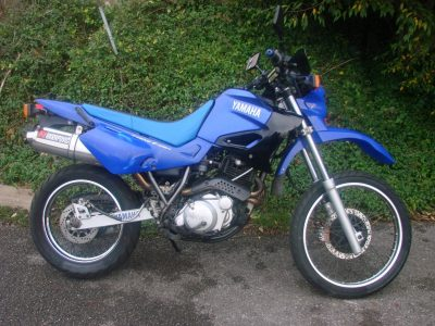 2003 YAMAHA XT600 E