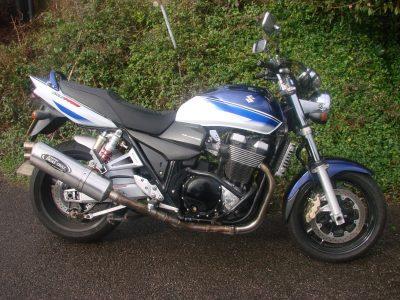 2006 SUZUKI GSX 1400 K5