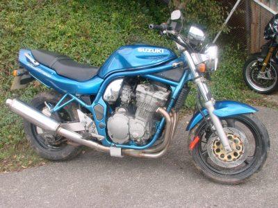 1999 SUZUKI GSF600W BANDIT
