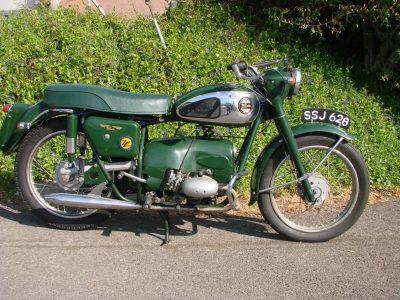 1958 VELOCETTE VALIANT 200