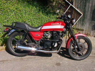 1996 KAWASAKI GT550