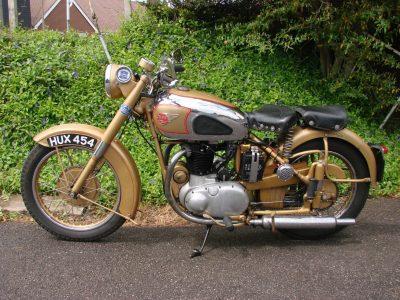 1952 BSA A10 GOLD FLASH 650