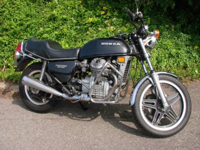 1980 HONDA CX500