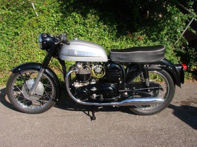 1964 NORTON 650SS