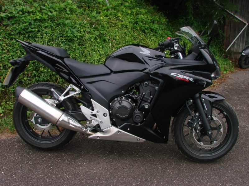 2013 HONDA CBR500 RA-D